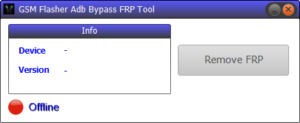 Download ADB Bypass FRP Lastest Version Tool