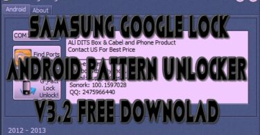 Universal Unlock Pattern For Android Download