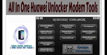 All In One Huawei Unlocker Modem Tool