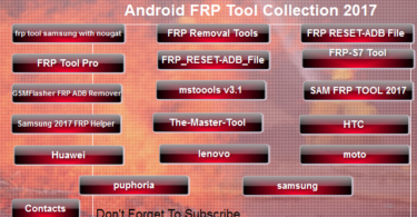 Android All In One FRP Tool Collection Free Downalod 100% Working