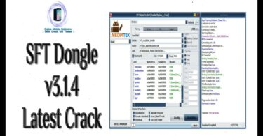SFT Dongle v3.1.4 Latest Crack Free Download