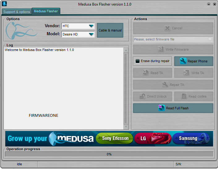 Medusa Flasher Sony And Htc Cracked Free Download
