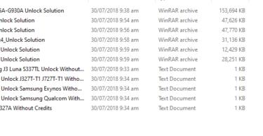 Samsung network PUK CODE Unlock File Tool Download