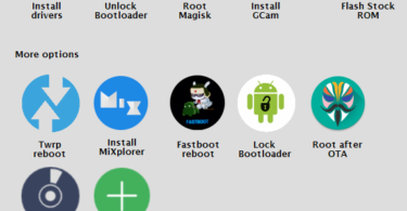 Xiaomi Mi A1 Tool Latest Version Unlock Bootloader,Root,Flash Stock Rom Free Download