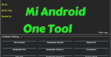 Mi Android One Tool