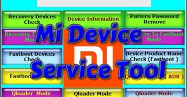 Download Mi Device Service Tool