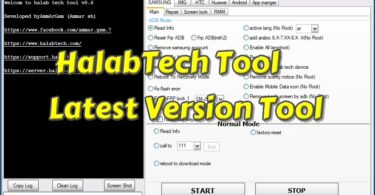 HalabTech Tool Latest Version Tool