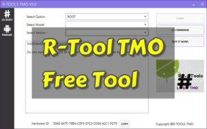 R-Tool TMO V1.0 Free Tool 100% Working