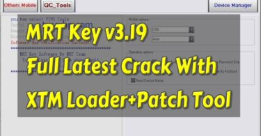 MRT Key v3.19 Full Latest Crack With XTM Loader+Patch Tool