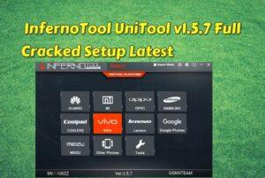 InfernoTool UniTool v1.5.7 Full Cracked Setup Latest Tool