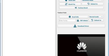 Huawei FRP Tool, Fastboot Mode, Adb Mode Tool