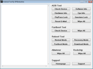 GPG Android By GPGIndustries Tool