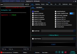 Natrix-Soft Full Update Free Tool