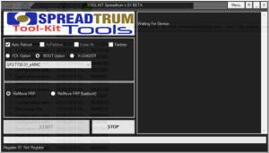 All SPD Spreadtrum Cpu Frp Reset Tool Free Download