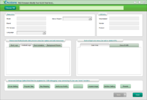 Actions Pad Firmware Modify Tool Download