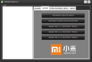 YOHANTOOLS Xiaomi & Huawei ADB Fastboot Powerful Features