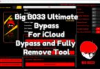 Big B033 Ultimate Bypass For iCloud Bypass and Fully Remove Tool