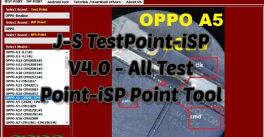 J-S TestPoint-iSP V4.0 - All Test Point-iSP Point Tool
