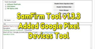 SamFirm Tool v1.3.3 Added Google Pixel Devices Tool
