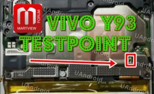 VIVO Y93 EDL Test Point