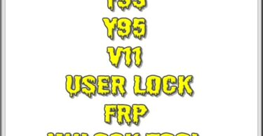 Vivo Y91 Y93 Y95 V11 User Lock FRP Unlock Tool
