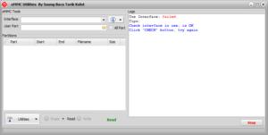 eMMC Tool utilities By Saung Baca Tarik Kolot Free Tool
