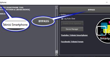 Teknisi Smartphone MediaTek Bypass Tool Added All MTK CPU Support