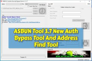 ASBUN Tool 3.7 New Auth Bypass Tool And Address Find Tool