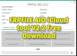 FRPFILE AIO iCloud tool Free Download