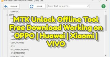 MTK Unlock Offline Tool Free Download Working on OPPO _ Huawei _ Xiaomi _ VIVO