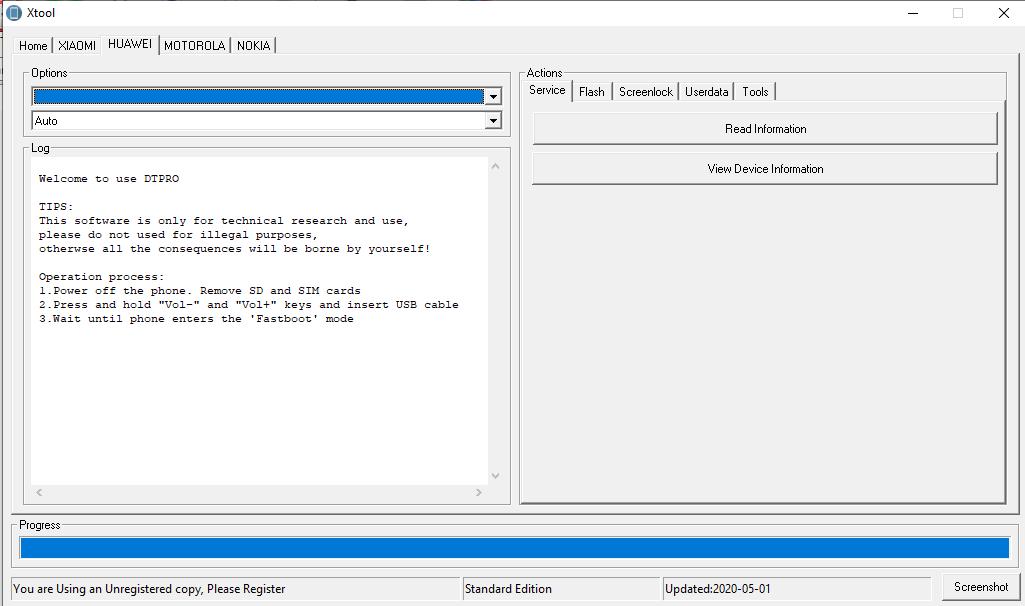 Xtool Software Crack Nokia Downgrade & Xiaomi Repair Security
