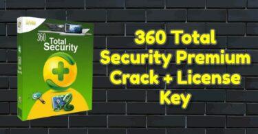 360 Total Security Premium 10.8.0.1342 Crack + License Key 2021