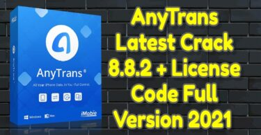 AnyTrans Latest Crack 8.8.2 + License Code Full Version 2021