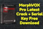 MorphVOX Pro 5.0.20 Latest Crack + Serial Key Free Download