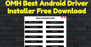 OMH Best Android Driver Installer Free Download