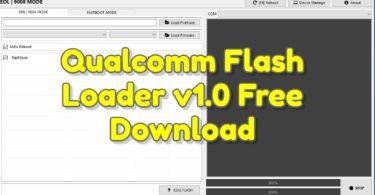 Qualcomm Flash Loader v1.0 Free Download