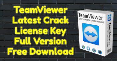 TeamViewer Latest Crack 15.19.3 + License Key Full Version Free Download