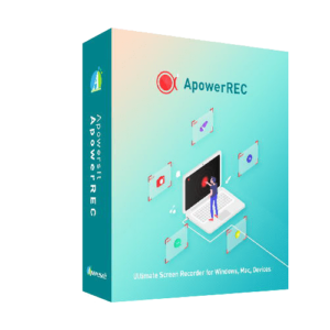 ApowerREC Latest Crack1.4.16.3 With Serial Key Free Download