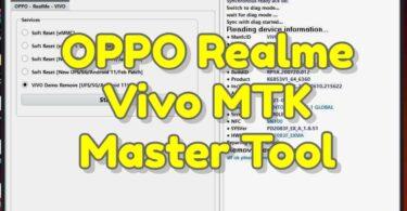OPPO Realme Master MTK Tool (1)