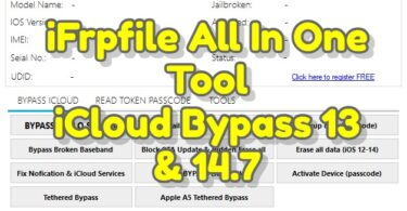 iFrpfile All In One Tool AIO Free Tool