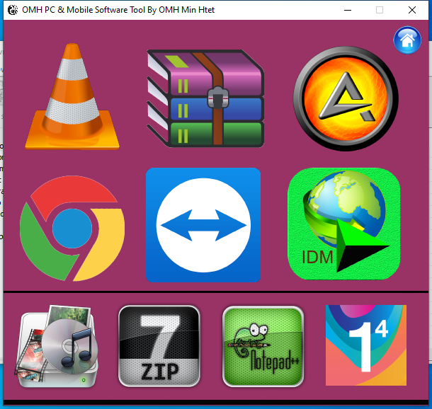 OMH Pc & Mobile Software Tool V1.0 | Collection Drivers & Tools