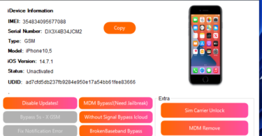IPRO Bypass V3.0.3 Free Download