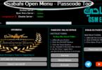 AlsaBahi Passcode & Open Menu Tool V2.0 Free Download